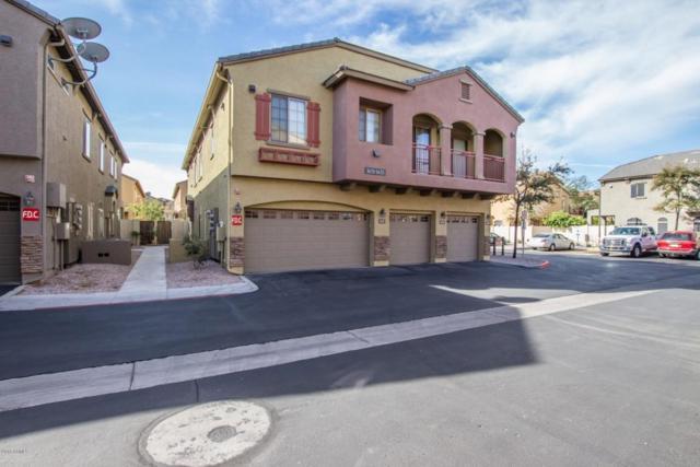 2402 E 5TH Street #1632, Tempe, AZ 85281 (MLS #5737029) :: Brett Tanner Home Selling Team