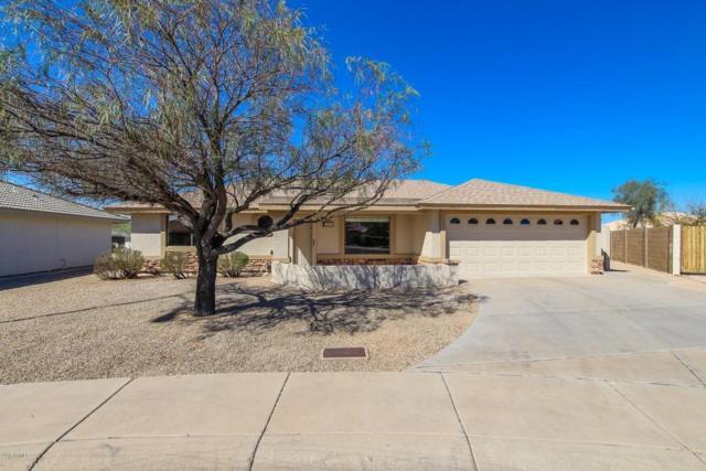 2154 S Willow Wood Circle, Mesa, AZ 85209 (MLS #5737089) :: Lifestyle Partners Team