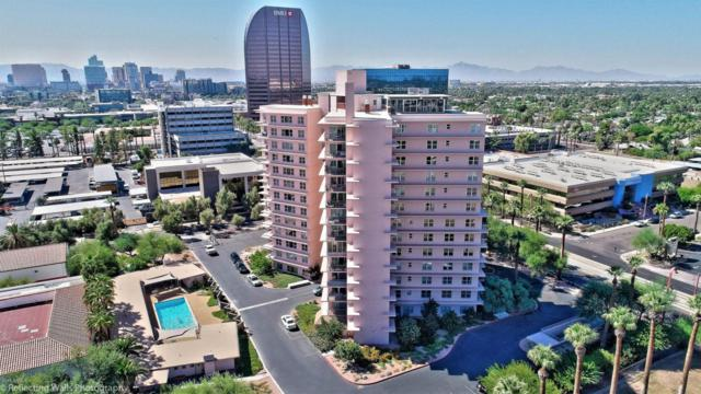 2201 N Central Avenue 4A, Phoenix, AZ 85004 (MLS #5737153) :: Brett Tanner Home Selling Team