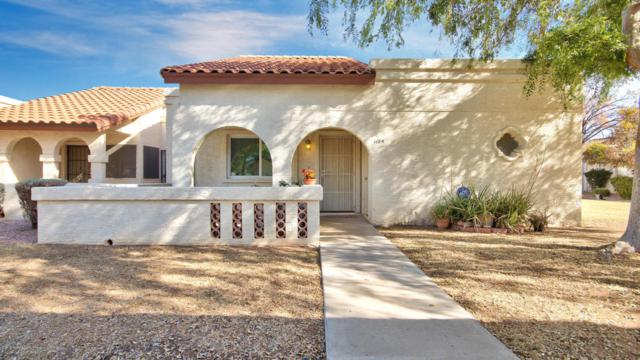 5136 E Evergreen Street #1105, Mesa, AZ 85205 (MLS #5737198) :: My Home Group