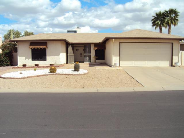 26437 S Brentwood Drive, Sun Lakes, AZ 85248 (MLS #5737360) :: Team Wilson Real Estate
