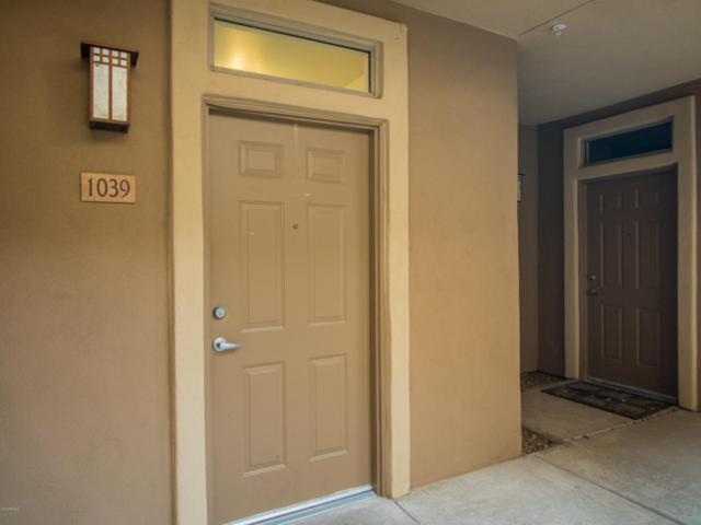 20100 N 78TH Place #1039, Scottsdale, AZ 85255 (MLS #5737424) :: Private Client Team