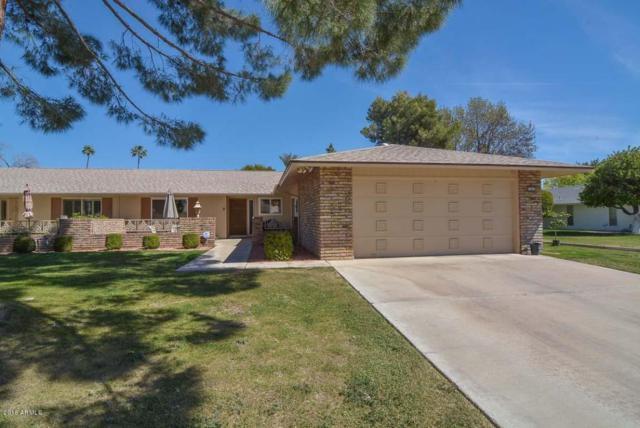 17831 N 102ND Drive, Sun City, AZ 85373 (MLS #5737654) :: Private Client Team