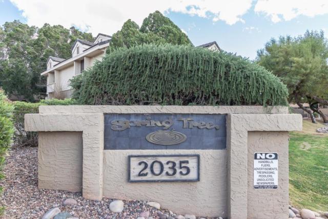 2035 S Elm Street #225, Tempe, AZ 85282 (MLS #5737751) :: Brett Tanner Home Selling Team
