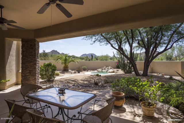 9876 E Gamble Lane, Scottsdale, AZ 85262 (MLS #5737920) :: Private Client Team