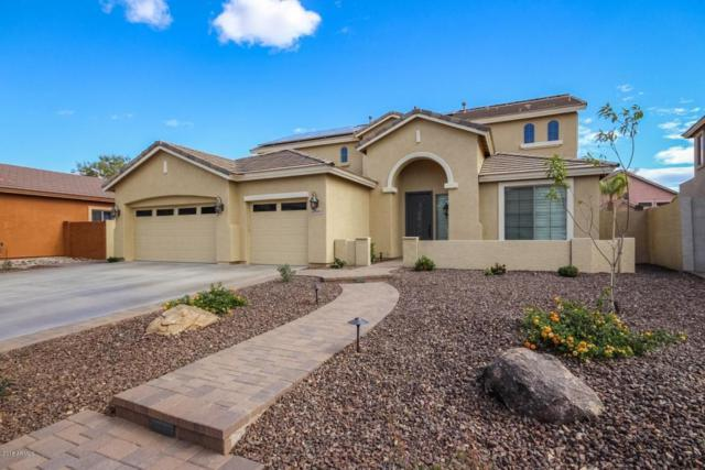 2641 N 149TH Avenue, Goodyear, AZ 85395 (MLS #5737976) :: The Carin Nguyen Team
