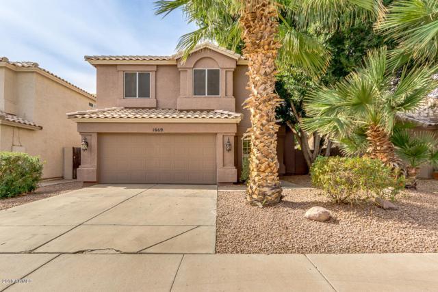 1669 W Encinas Street, Gilbert, AZ 85233 (MLS #5738388) :: Brett Tanner Home Selling Team