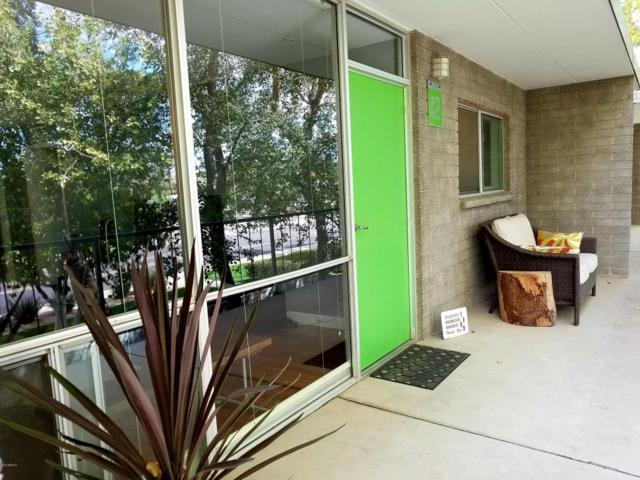 7601 E 2ND Street #12, Scottsdale, AZ 85251 (MLS #5738445) :: Brett Tanner Home Selling Team