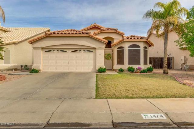 1474 E Century Avenue, Gilbert, AZ 85296 (MLS #5738502) :: Occasio Realty