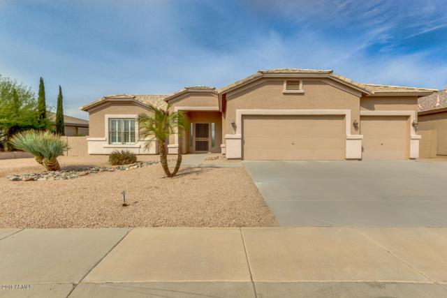 6621 S Callaway Drive, Chandler, AZ 85249 (MLS #5738543) :: The Bill and Cindy Flowers Team