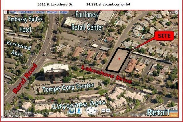 4611 S Lakeshore Drive, Tempe, AZ 85282 (MLS #5738553) :: Brett Tanner Home Selling Team