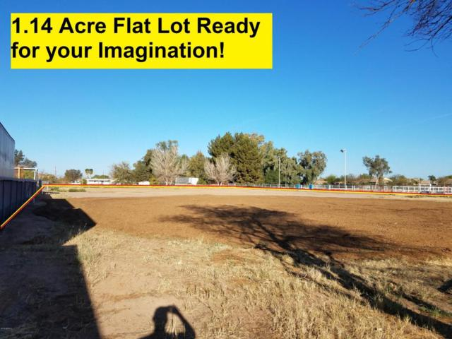 22814 S 132nd St.  -  Back Lot, Chandler, AZ 85249 (MLS #5738554) :: The Bill and Cindy Flowers Team