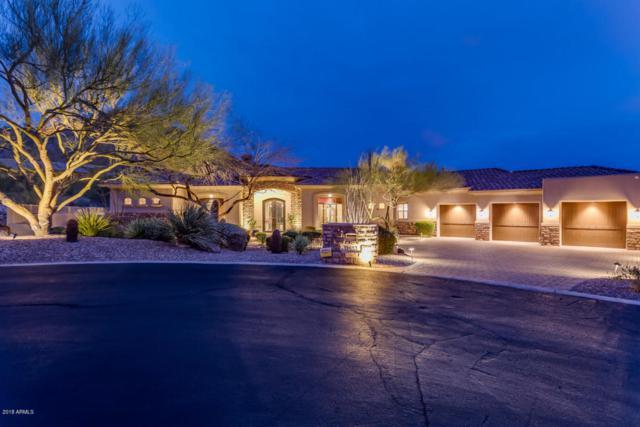 11653 E Aster Drive, Scottsdale, AZ 85259 (MLS #5738555) :: Brett Tanner Home Selling Team