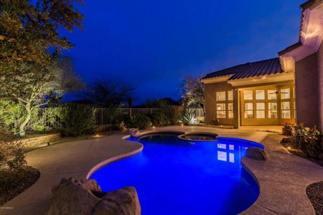 11524 E La Junta Road, Scottsdale, AZ 85255 (MLS #5738606) :: Brett Tanner Home Selling Team