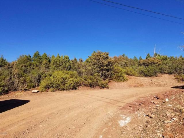 Lot 22 N Rocking Horse Bend, Payson, AZ 85541 (MLS #5738740) :: Lifestyle Partners Team