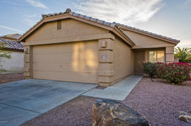 4402 N 111TH Lane, Phoenix, AZ 85037 (MLS #5738748) :: The Carin Nguyen Team