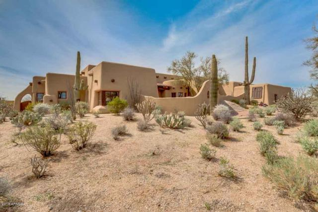 8400 E Dixileta Drive #149, Scottsdale, AZ 85266 (MLS #5738752) :: The Carin Nguyen Team