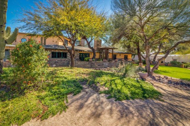 6627 N Smoke Tree Lane, Paradise Valley, AZ 85253 (MLS #5738801) :: Lux Home Group at  Keller Williams Realty Phoenix