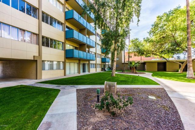 349 E Thomas Road E305, Phoenix, AZ 85012 (MLS #5738806) :: The Wehner Group
