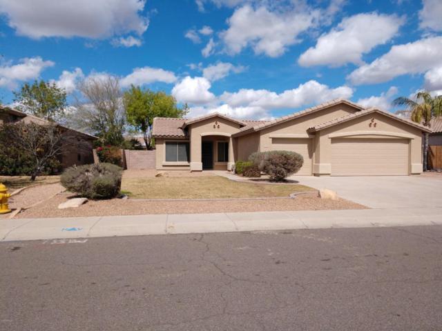 2552 E Pony Lane, Gilbert, AZ 85295 (MLS #5738821) :: Arizona Best Real Estate