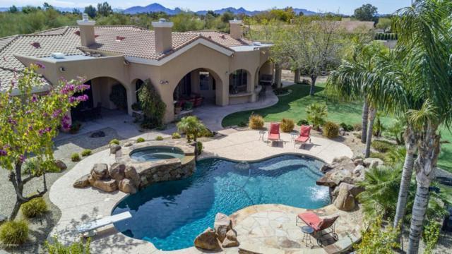 10862 E Laurel Lane, Scottsdale, AZ 85259 (MLS #5738986) :: Occasio Realty
