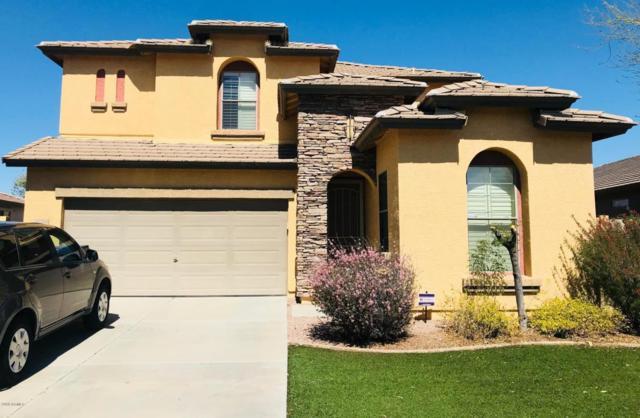 3534 E Riopelle Avenue, Gilbert, AZ 85298 (MLS #5739027) :: Team Wilson Real Estate