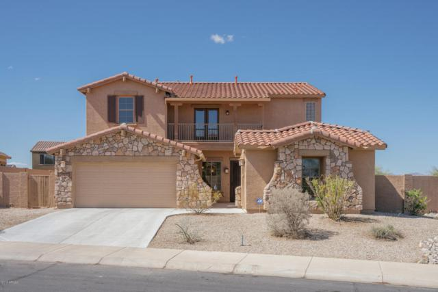 13500 S 183RD Drive, Goodyear, AZ 85338 (MLS #5739029) :: The Wehner Group