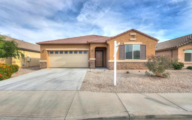 37161 W Giallo Lane, Maricopa, AZ 85138 (MLS #5739082) :: Private Client Team