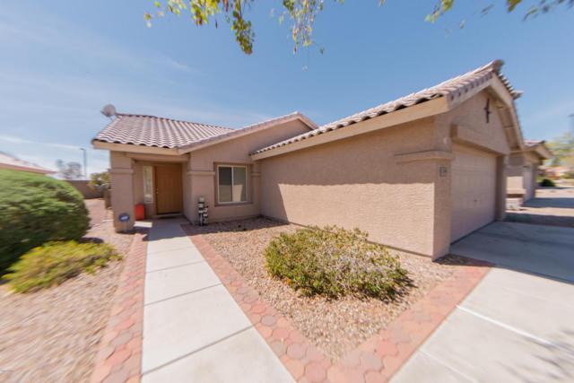 23295 W Arrow Drive, Buckeye, AZ 85326 (MLS #5739087) :: Private Client Team