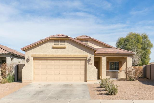 18353 N Wilson Street, Maricopa, AZ 85138 (MLS #5739091) :: Revelation Real Estate