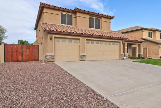 18364 N 59TH Lane, Glendale, AZ 85308 (MLS #5739124) :: Desert Home Premier