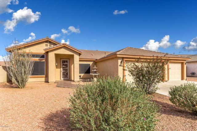 482 E Dartmouth Drive, Casa Grande, AZ 85122 (MLS #5739419) :: Yost Realty Group at RE/MAX Casa Grande