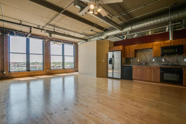 21 E 6TH Street #606, Tempe, AZ 85281 (MLS #5739451) :: Kepple Real Estate Group