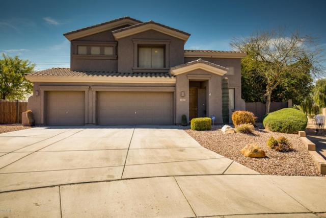 14645 W Verde Lane, Goodyear, AZ 85395 (MLS #5739514) :: Brett Tanner Home Selling Team