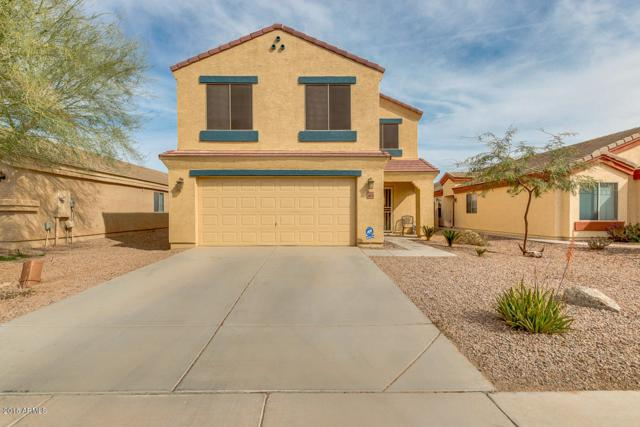 36576 W San Clemente Street, Maricopa, AZ 85138 (MLS #5739625) :: The AZ Performance Realty Team