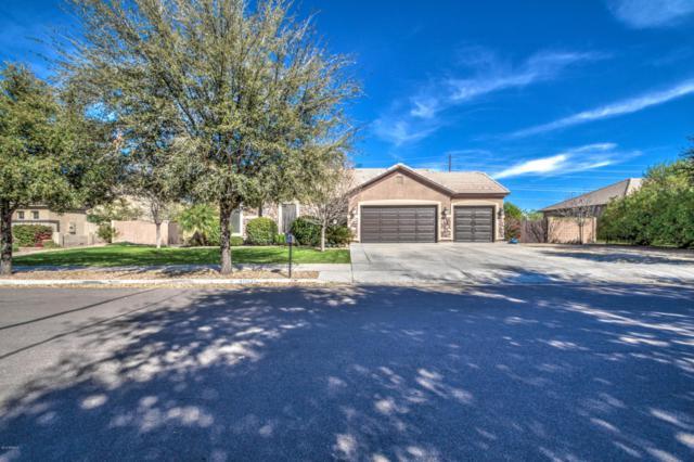 20871 S Hadrian Way, Queen Creek, AZ 85142 (MLS #5739721) :: Brett Tanner Home Selling Team