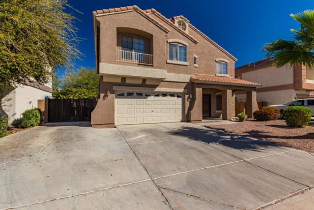 4112 E Westchester Drive, Chandler, AZ 85249 (MLS #5739897) :: Brett Tanner Home Selling Team