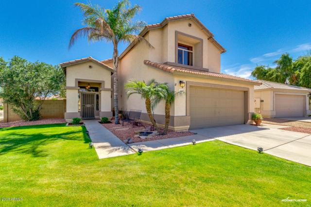 159 N Rock Street, Gilbert, AZ 85234 (MLS #5739921) :: Brett Tanner Home Selling Team