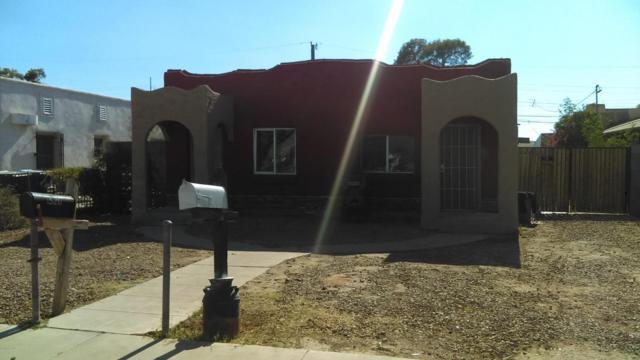 1318 S 1ST Avenue, Phoenix, AZ 85003 (MLS #5739980) :: The Daniel Montez Real Estate Group
