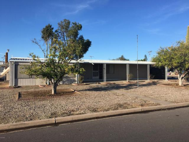 708 S 93RD Place, Mesa, AZ 85208 (MLS #5739987) :: Brett Tanner Home Selling Team