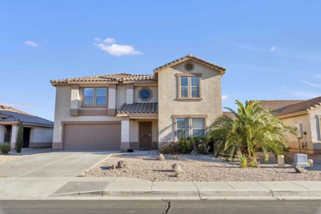 11438 E Quade Avenue, Mesa, AZ 85212 (MLS #5739997) :: Brett Tanner Home Selling Team