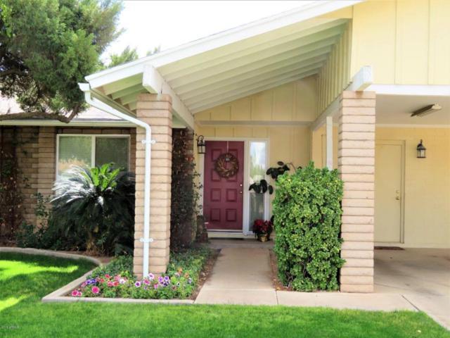 2161 E Harmony Circle, Mesa, AZ 85204 (MLS #5740002) :: Brett Tanner Home Selling Team