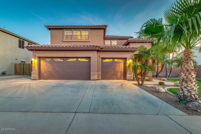 9707 E Laguna Azul Avenue, Mesa, AZ 85209 (MLS #5740009) :: Brett Tanner Home Selling Team