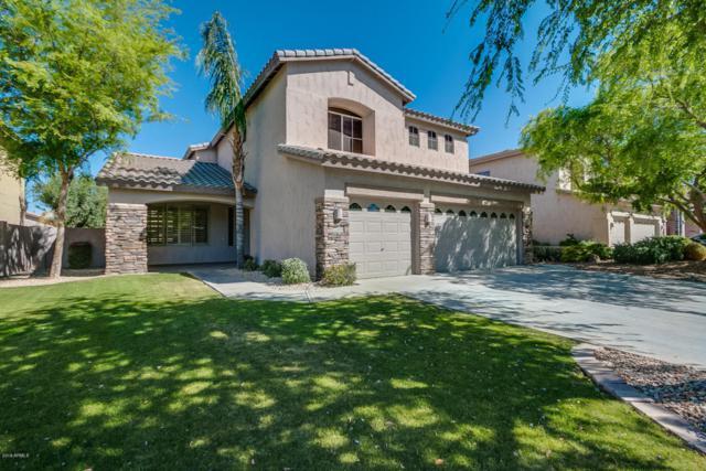 1714 E Cotton Court, Gilbert, AZ 85234 (MLS #5740060) :: Brett Tanner Home Selling Team