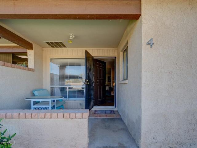 195 N Cottonwood Street #4, Chandler, AZ 85225 (MLS #5740134) :: Brett Tanner Home Selling Team