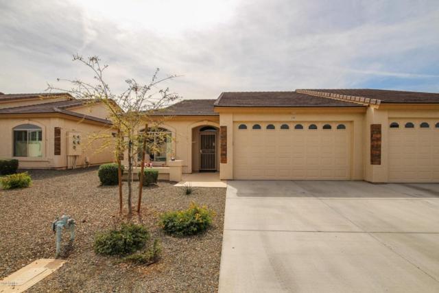 10960 E Monte Avenue #259, Mesa, AZ 85209 (MLS #5740250) :: Conway Real Estate