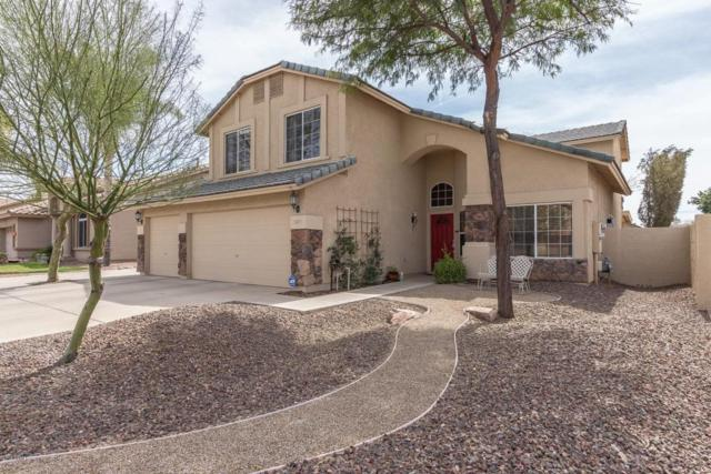 307 E Baylor Lane, Gilbert, AZ 85296 (MLS #5740257) :: Conway Real Estate