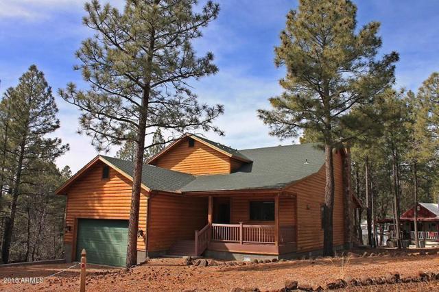 990 Springer Mountain Drive, Lakeside, AZ 85929 (MLS #5740260) :: Arizona 1 Real Estate Team