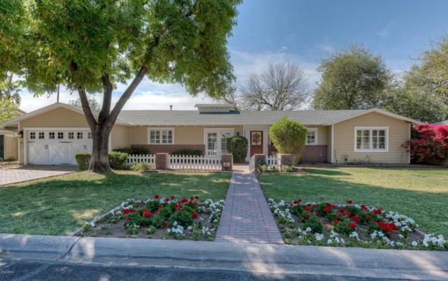 4101 E Highland Avenue, Phoenix, AZ 85018 (MLS #5740265) :: Conway Real Estate