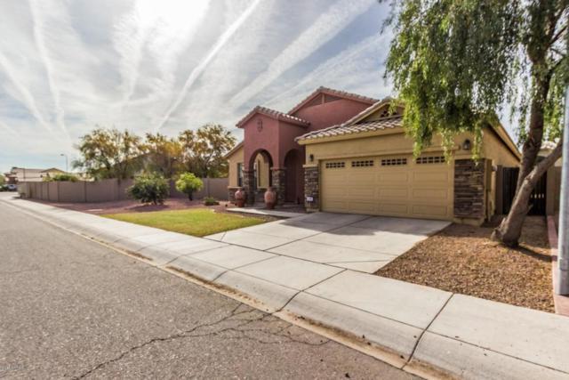 4417 W Pleasant Lane, Laveen, AZ 85339 (MLS #5740278) :: Conway Real Estate